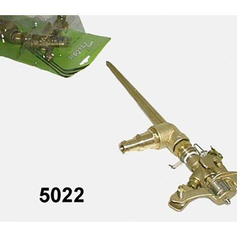 Aspersor Riego Sectorial Pincho Laton Triton 9535T-5022