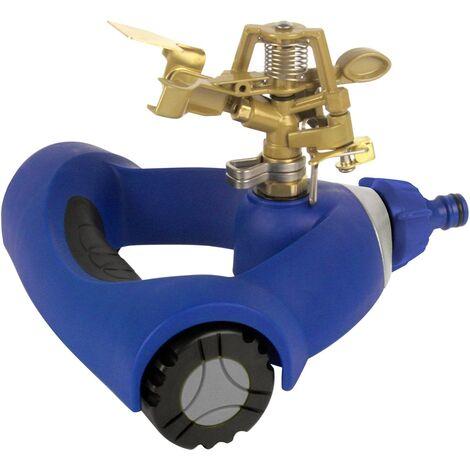 Aspersor Tatay impulso con ruedas