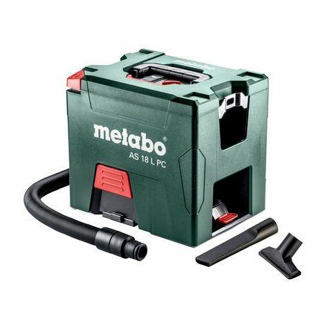 Aspirador a batería Metabo AS 18 L PC