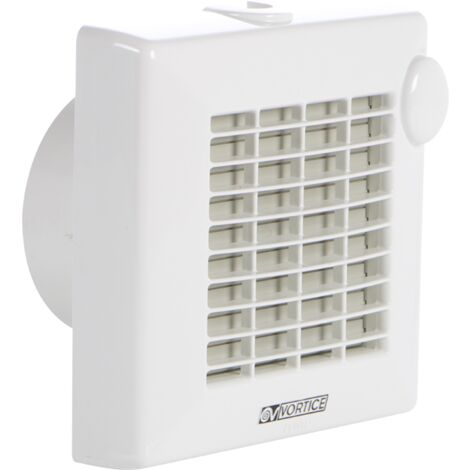 Aspirador automático de vórtice helicoidal con temporizador diam. 120 11331