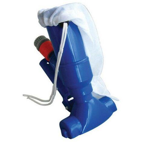 Aspirador de barrido manual JET VAC para piscinas elevadas