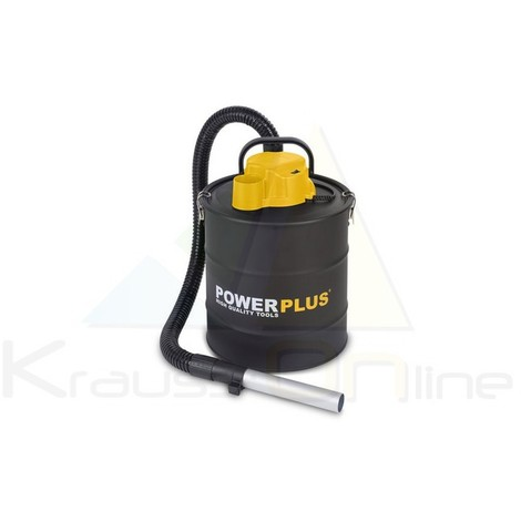 Aspirador de cenizas 20l-1200w con filtro hepa (POWX300)