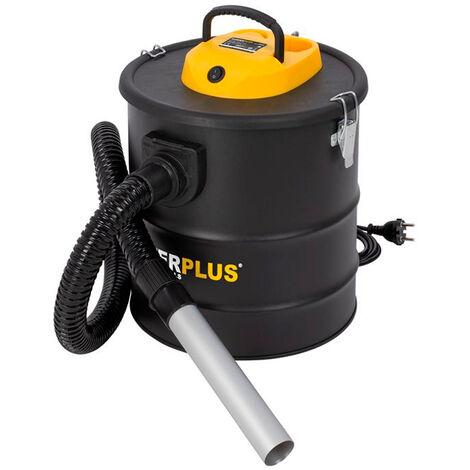 Aspirador de cenizas 20L 1200W Powerplus