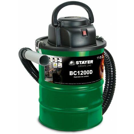 Aspirador de cenizas Stayer BC 1200 D