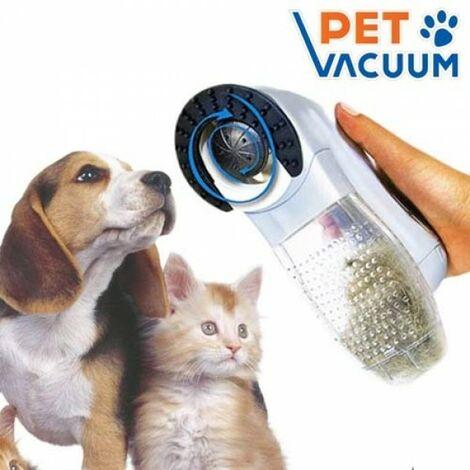Aspirador de Pelo para Mascotas
