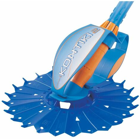 aspirador de piscina hidráulico - kontiki 2 - zodiac -