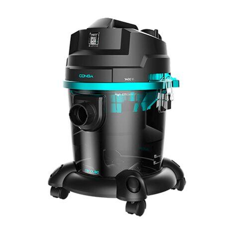 Aspirador de sólidos y líquidos conga popstar 2000 wet&dry cecotec