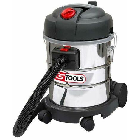 Aspirador en seco y húmedo KS TOOLS - 20L - 1200W - 166.0505