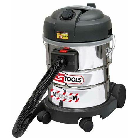 Aspirador en seco y húmedo KS TOOLS - 20L - 1400W - 166.0500