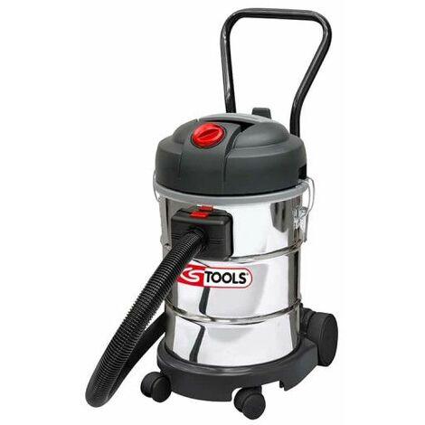 Aspirador en seco y húmedo KS TOOLS - 30L - 1200W - 166.0510