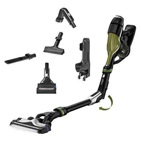 Aspirador escoba inalambrico rowenta rh9202 brazo articulable 21.9v sin bolsa autonomia 30min