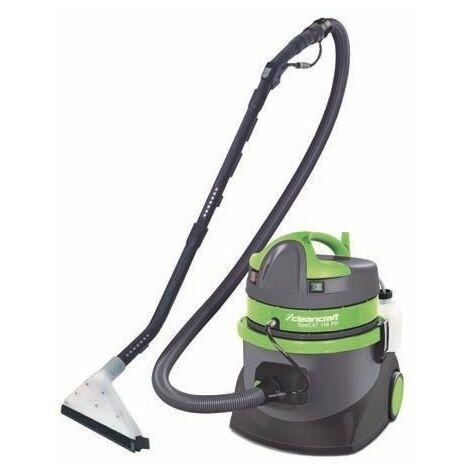 Aspirador especial tapicerías, alfombras, suelos, etc. CLEANCRAFT flexCAT116PD