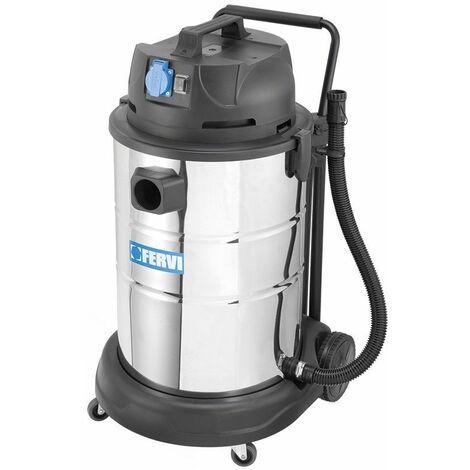 Aspirador industrial de polvo y agua FERVI A040/60A