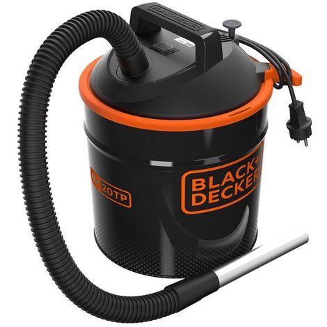 Aspirador para ceniza BlackDecker BXVC20TPE
