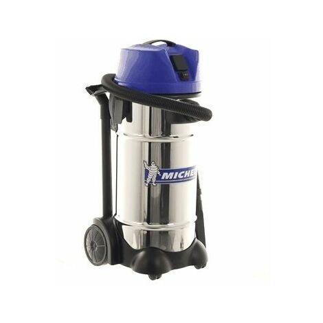 Aspirador solidos/líquidos 50 lt. Telecomandado MICHELIN VCX 50-1500 PE INOX