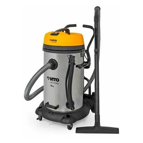 Aspirador Solidos Y Liquidos Vito Pro Power 1200W/40Lts