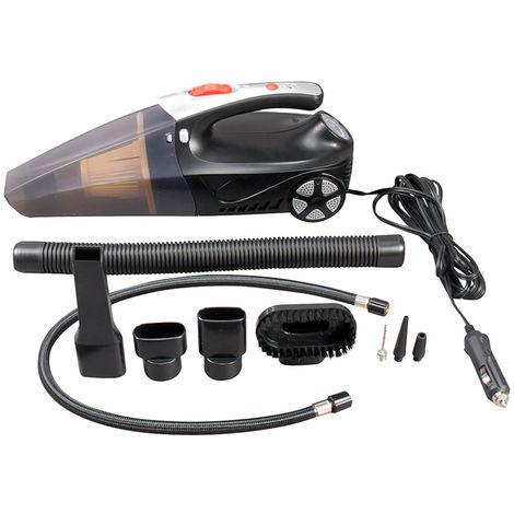 Aspirador/soplador compacto 120W 12V