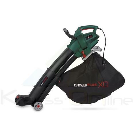 Aspirador soplador hojas 3000w (POWXQG5030)