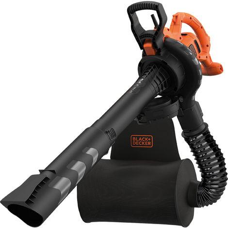 Aspirador soplador triturador Black&Decker BEBLV290-QS 2900W