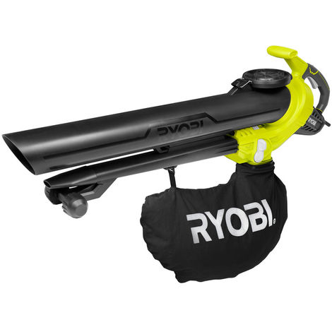 Aspirador/Soplador/Triturador de 3000W- 3 en 1 - RBV3000CESV - RYOBI