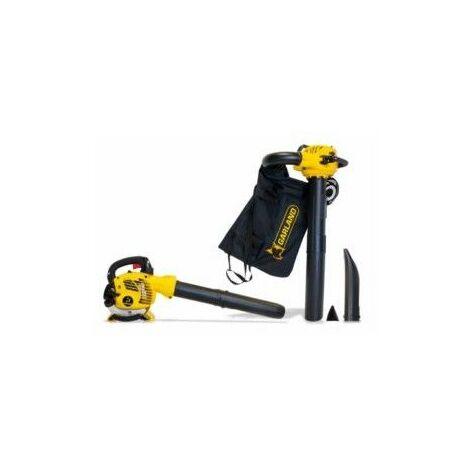 Aspirador Soplador Triturador Gasolina 26Cc-0,75Kw Gas 550 Garland