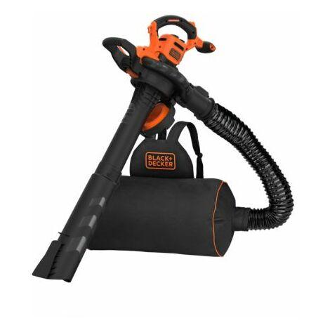 Aspirador-soplador-triturador Mochila 3000w