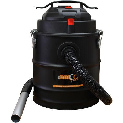Aspirador y Soplador 20L De Cenizas 1500W - Bricoferr