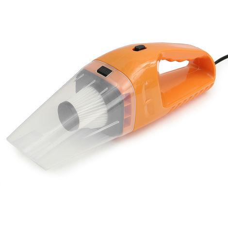 Aspiradora ciclónica portátil para vehículos 12V 150W Aspiradora Super Cyclone Orange Sasicare