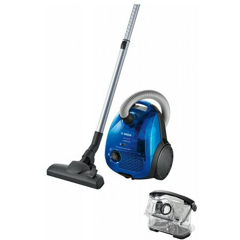 "main image of ""BOSCH Aspiradora con Bolsa BOSCH GL-20 3,5 L 75 dB 550 W Azul"""