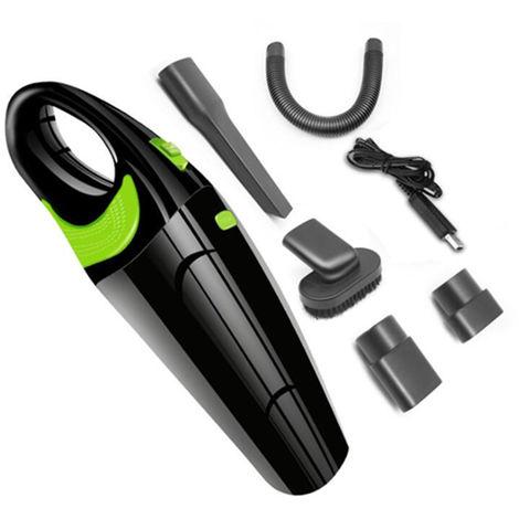 Aspiradora de mano USB portátil de uso en seco húmedo de 120 vatios