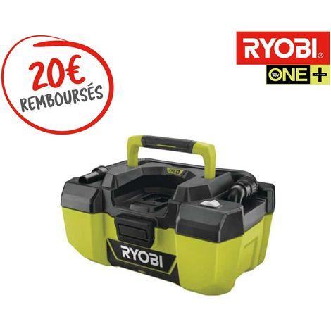 Aspiradora de taller RYOBI 18 V One Plus - sin batería ni cargador R18PV-0
