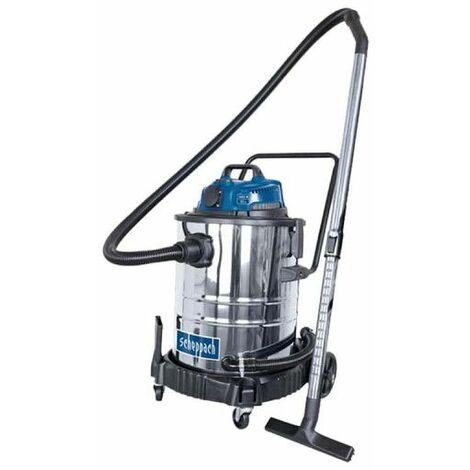 Aspiradora en seco y húmedo SCHEPPACH 50L - 1400W - ASP50-ES