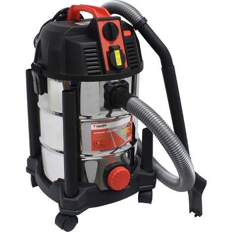 Aspiradora Polvo Liquido 1600W 30L Profesional