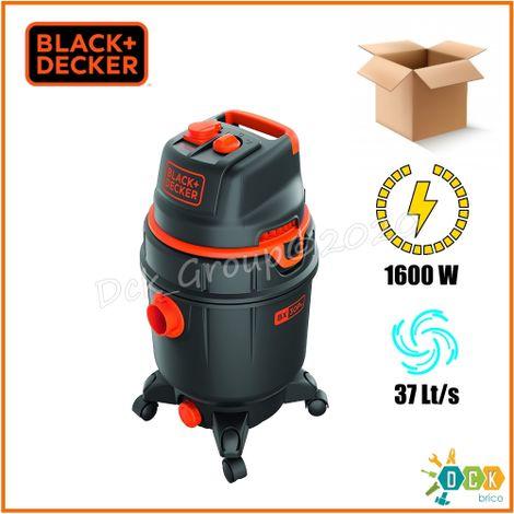 Aspirapolvere Aspiraliquidi BXVC30PTDE Black & Decker 30 lt 1600 Watt
