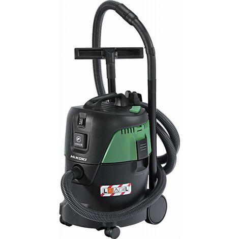 aspirateur 1000W 3.6m3/min cuve 25L poussière 21L/eau 18L Classe L - RP250YDLWAZ
