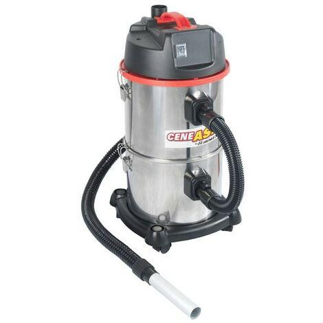 """Aspirateur 4 en 1 eau/solides/cendres/soufflerie """"CENEASP"""" 1200W"""