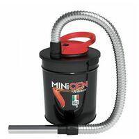 Aspirateur à Cendres électrique Minicen 10 L Ribitech Prcen011