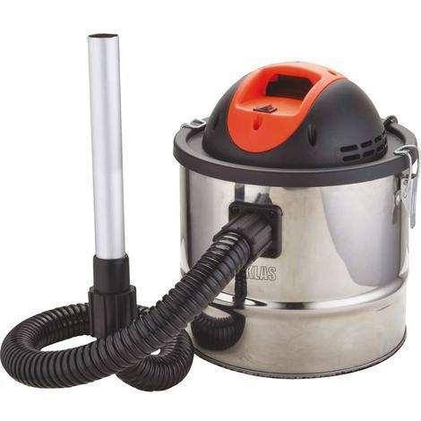 Aspirateur à cendres Niklas Calimero 10L 800W filtre EPA cheminée poêle granulés