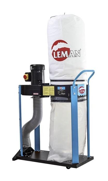 Aspirateur à copeaux Leman LOASP060