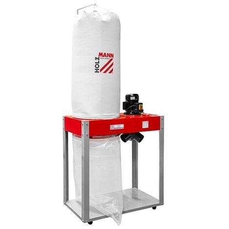 Aspirateur à copeaux de bois 165 litres - 230 V 1500 W - ABS3000SE-230V - Holzmann - -