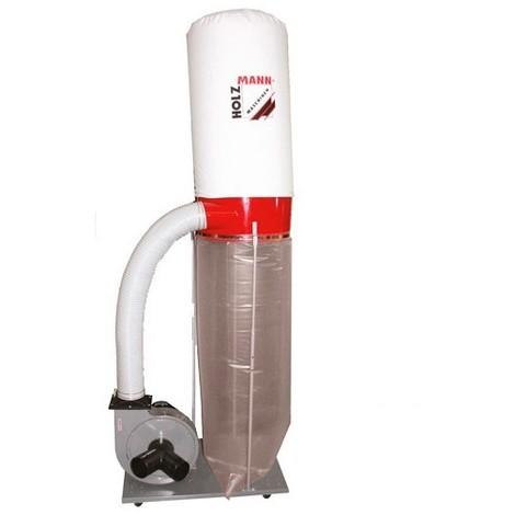 Aspirateur à copeaux de bois 300 L 230 V - 1100 W ABS2480-230V - Holzmann - -