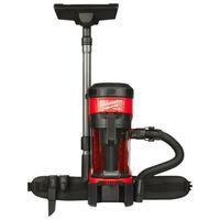 Aspirateur à Dos Milwaukee Fuel M18 Fppv 0 Sans Batterie Ni Chargeur 4933464483