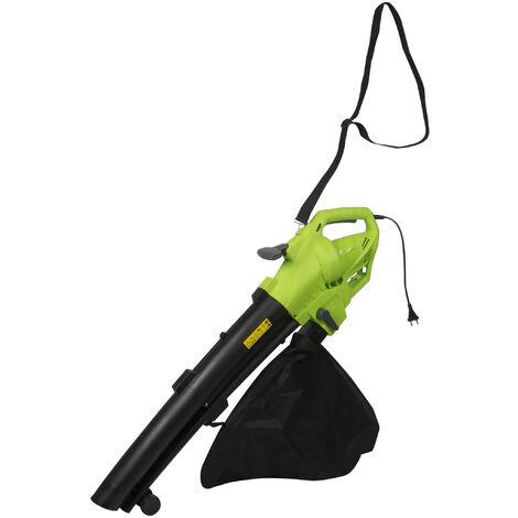 Aspirateur à feuilles 3-en-1 Kinzo Leaf Blower