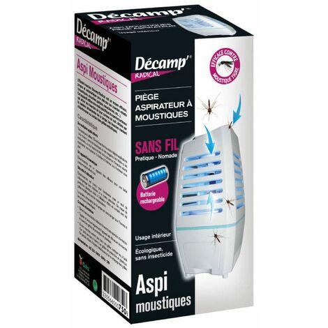 Aspirateur à moustiques pour intérieur (sur batterie)