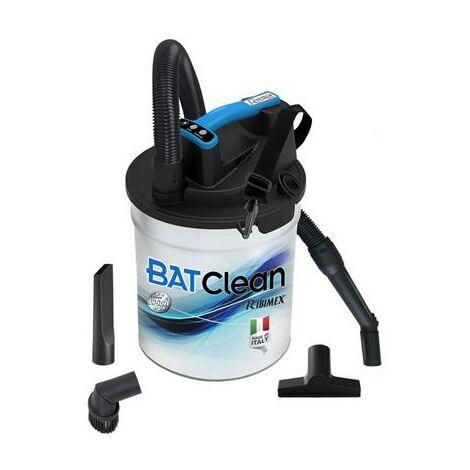 Aspirateur à poussière à batterie BatClean 10 litres
