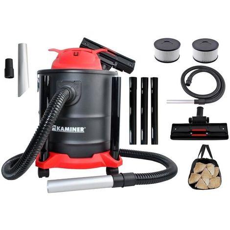 Aspirateur Ash 20L 2000W 3in1 Filtre HEPA Aspirateur en acier inoxydable Grill Cheminée 8790