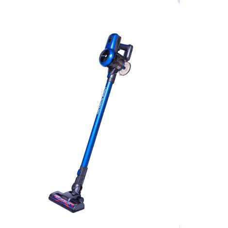 aspirateur balai 2en1 rechargeable 22.2v bleu - fg5562 - fagor