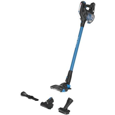 aspirateur balai rechargeable 22v bleu/noir - hf222upt - hoover