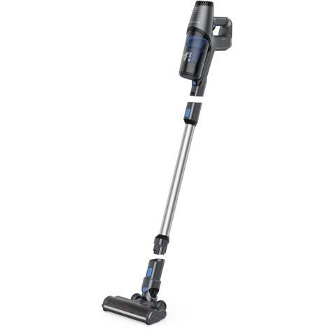 aspirateur balai rechargeable 22v gris/bleu - rh6921wo - rowenta
