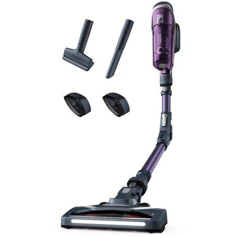 "main image of ""aspirateur balai rechargeable 22v violet - rh9639wo - rowenta"""
